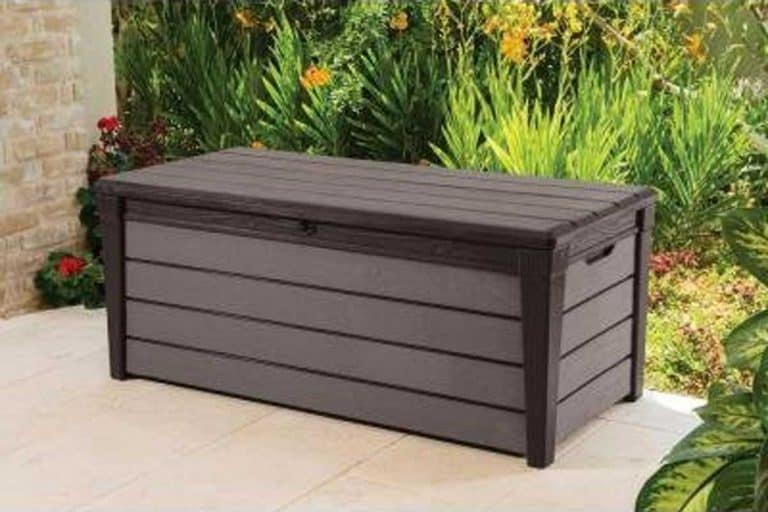 15 Large Outdoor Storage Boxes (Suggestions and Reviews)