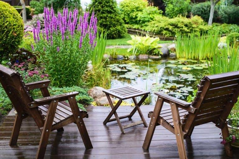 43 Stunning Deck Garden Ideas [Picture Post]