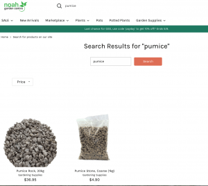 Where To Buy Pumice For Your Gardening Needs Top 15 Online Stores