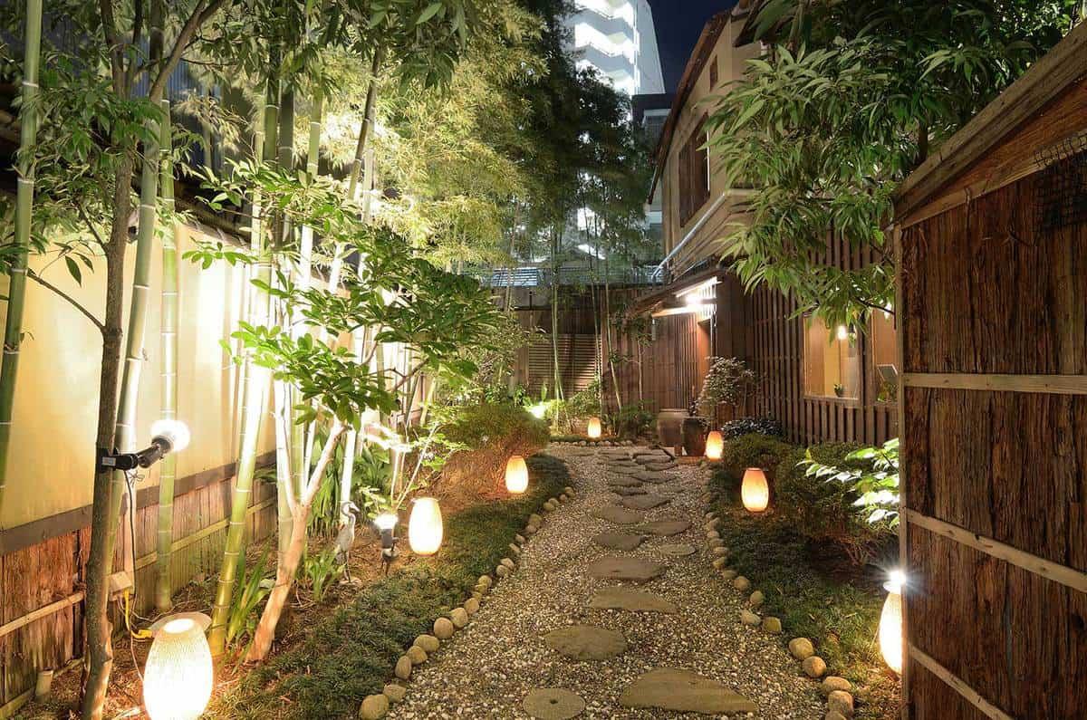 Alley in japan