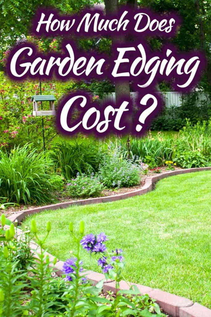 How Much Does Garden Edging Cost?