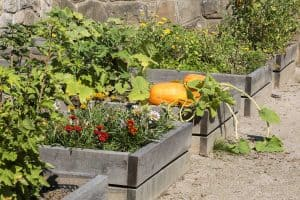 Read more about the article Railway Sleepers Garden Edging Guide [How-to, Tips and Pictures]