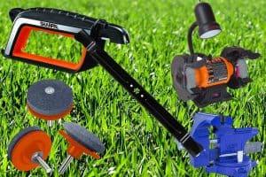 Where to sharpen lawn mower blades?