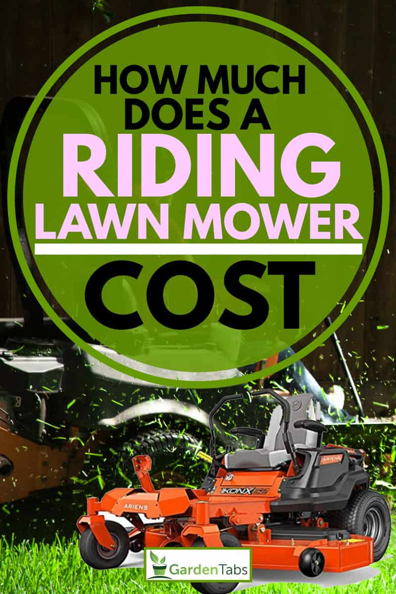 How Much Does a Riding Lawn Mower Cost?