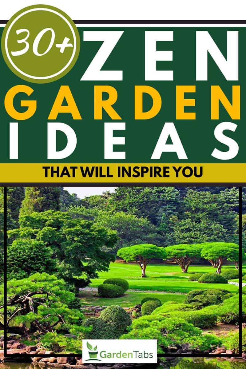 30+ Zen Garden Ideas That Will Inspire You