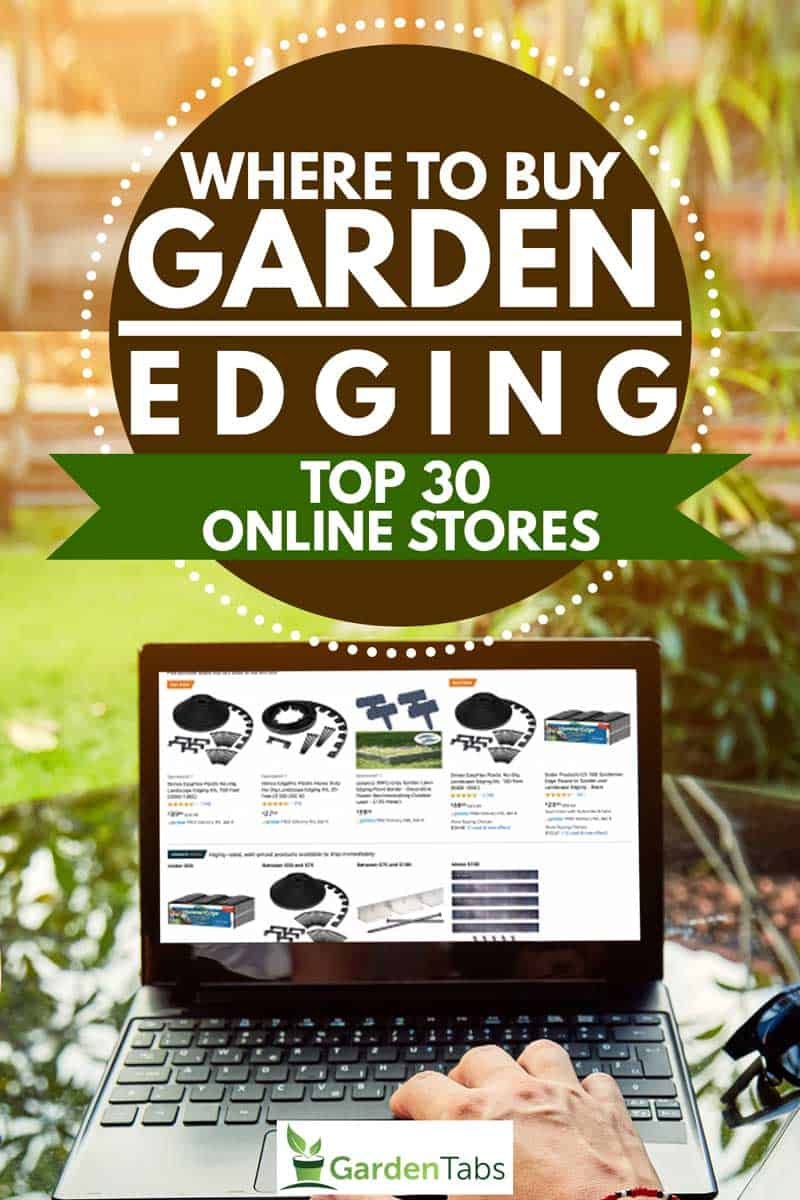 Where to Buy Garden Edging [Top 30 Online Stores]