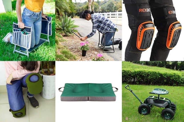 10 Fantastic Heavy-Duty Garden Kneelers