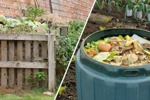 Compost Pile vs Bin – Which is Right For You?