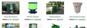 Greenhouse Emporium website product page