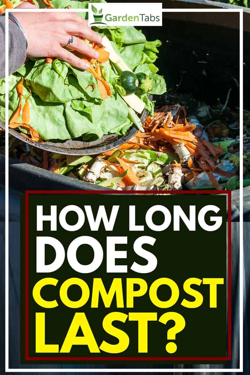 How long does compost last?, Composting kitchen waste that will last for a year