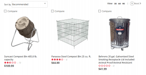 Ace Hardware website product page