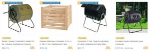 Bonanza website product page
