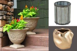 10 Best Walmart Large Flower Pots And Planters