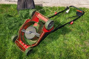 Read more about the article Which Side Of The Lawn Mower Blade Is Up?