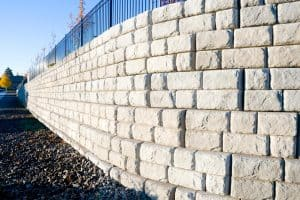 Read more about the article Can You Build A Retaining Wall On Your Property Line?